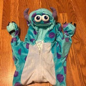 Monsters inc Sullivan costume